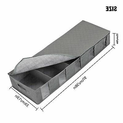Bag Box Underbed Organizer Non-Woven