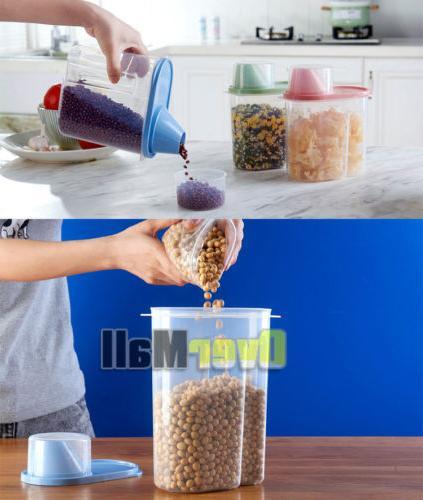 Cereal Bean Storage Case