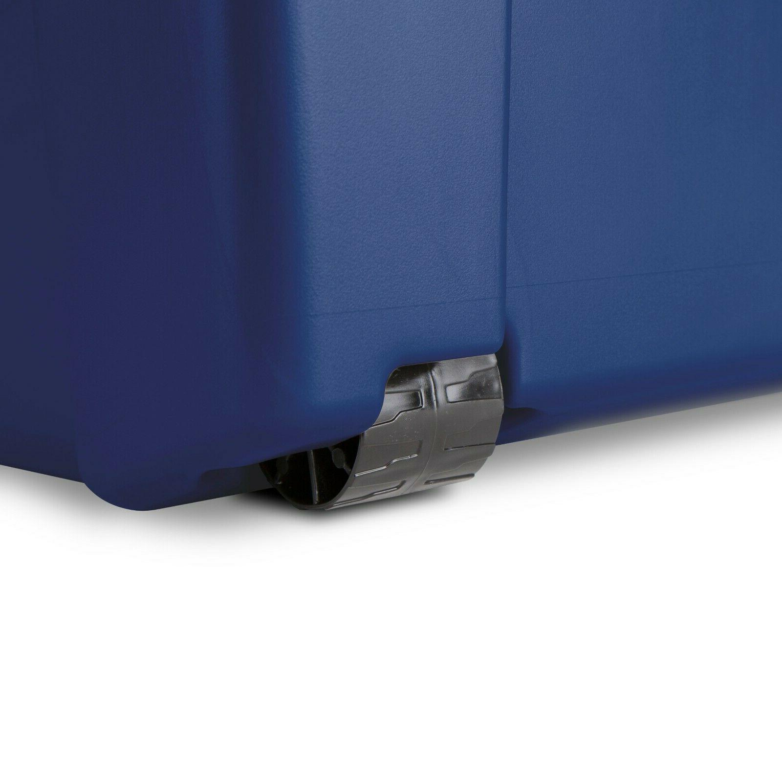 2 PACK Foot Locker Trunk Storage Footlocker Organizer W/ NEW