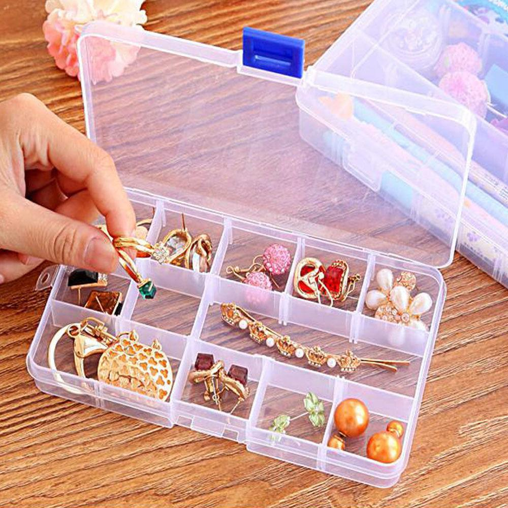 Box Jewelry Earring Containers