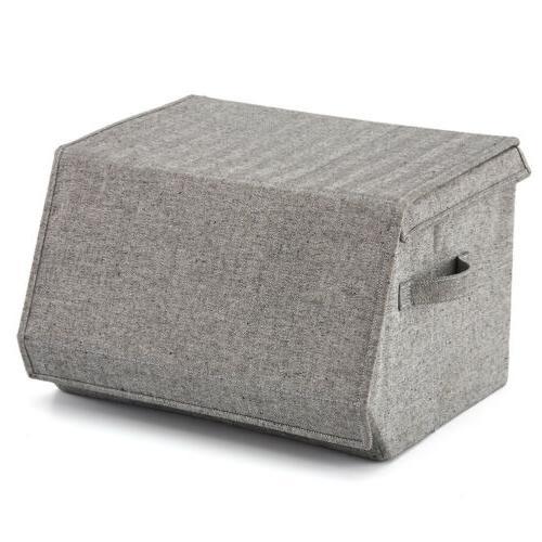 EZOWare 2 tier Storage Organizer Container Basket Bin W