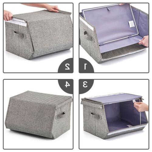 EZOWare tier Stackable Storage Organizer Boxes Container Basket Bin