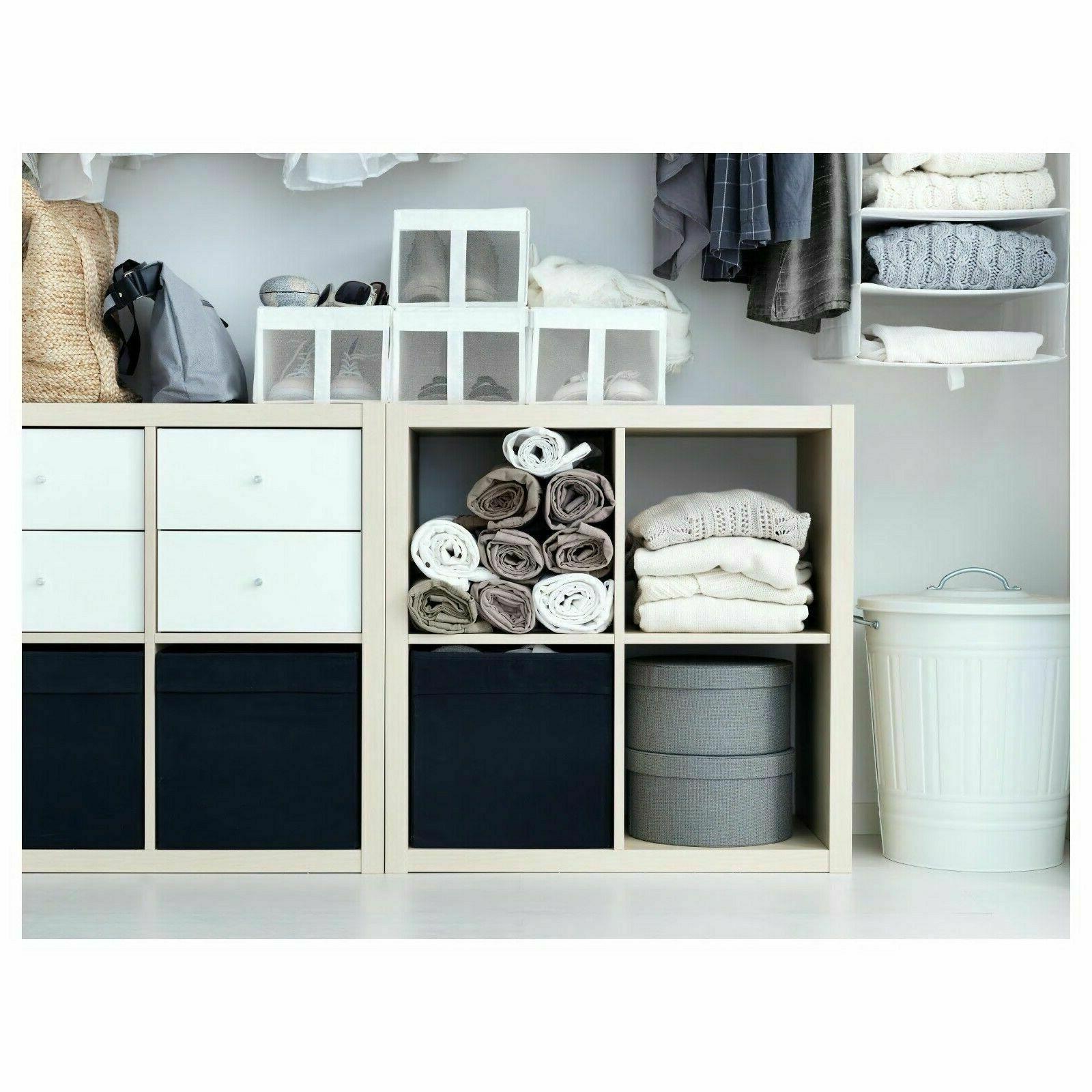 Ikea 2 Storage Fits/ Kallax NEW