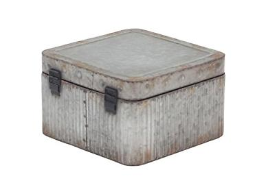 Deco 20390 Box, Gray/Black