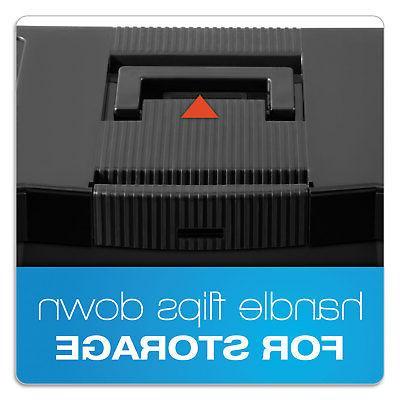Pendaflex File Storage Box, Plastic, 14-7/8 x Black