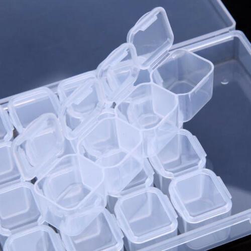28 Plastic Organizer Box