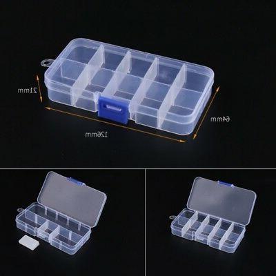 28 Clear Adjustable Organizer Storage DIY