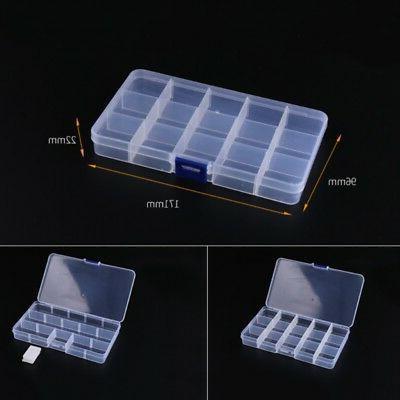 Adjustable Box Case Organizer Beads