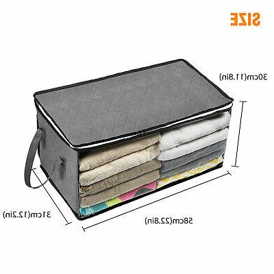 Foldable Home Bag Zipper Box