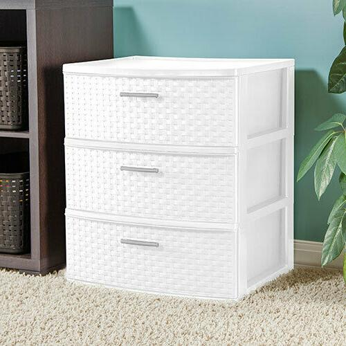 3 Wide Tower, Organizer Unit, Container Case