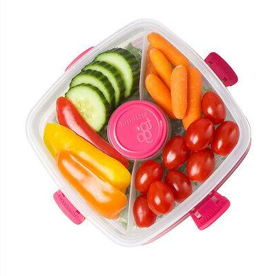 Sistema 3 Container Food Storage To Picnic