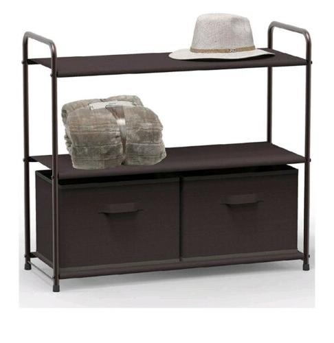 3 System Shelves Bins Entryway Shoe NEW