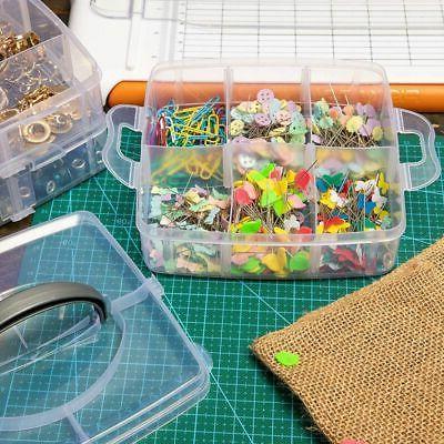 3 Storage Box Case with