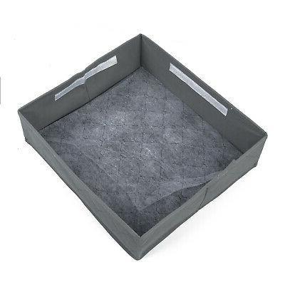30 Grid Bra Socks Underwear Tie Drawer Storage Organizer Box