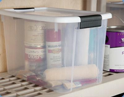 Sterilite 30 Plastic Container Box