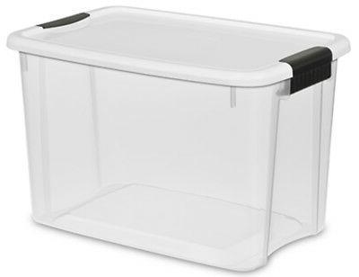Sterilite Plastic Storage Box
