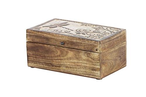Deco Box, Brown,
