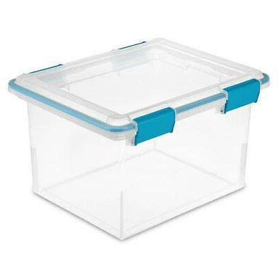 gasket storage box 32 qt pack of