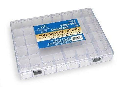 35 cavity plastic storage