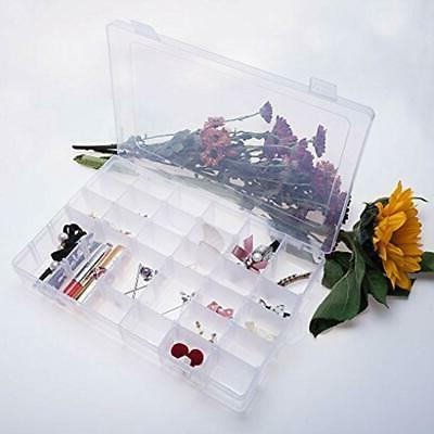 36 Grids Sewing Storage Plastic Jewelry