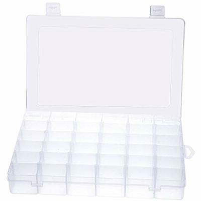 36 grids craft and sewing supplies storage