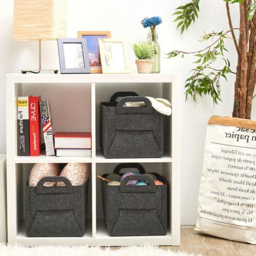 EZOWare 3pc Storage Baskets Bins