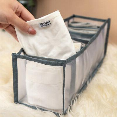 Underwear Storage Box Foldable Organizer Unique