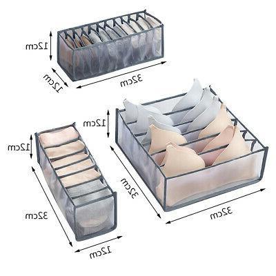 Underwear Compartment Foldable Unique