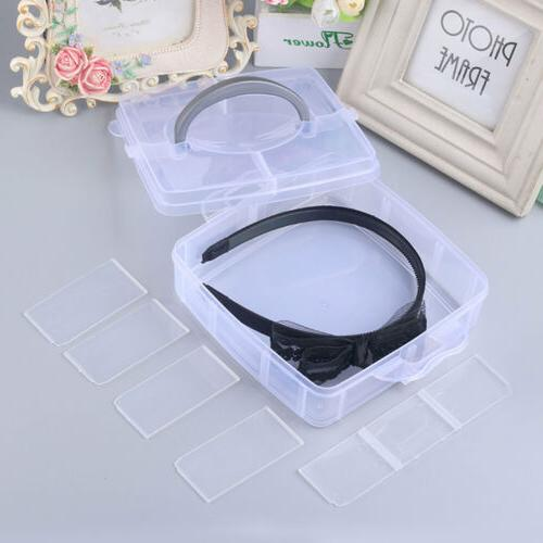 2 Plastic Organizer Storage Holder Tool