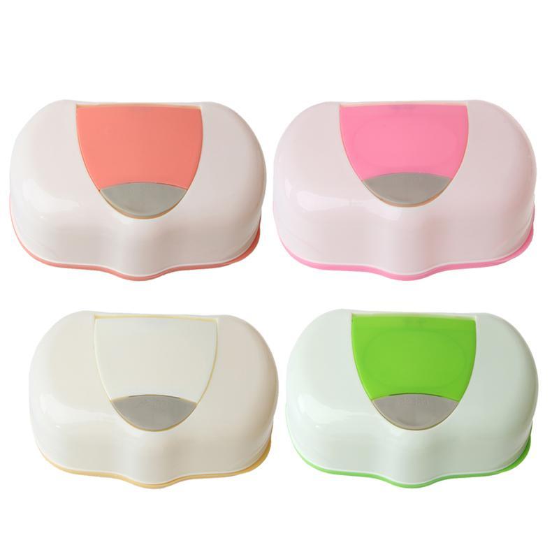 4 colors plastic wet wipes font b