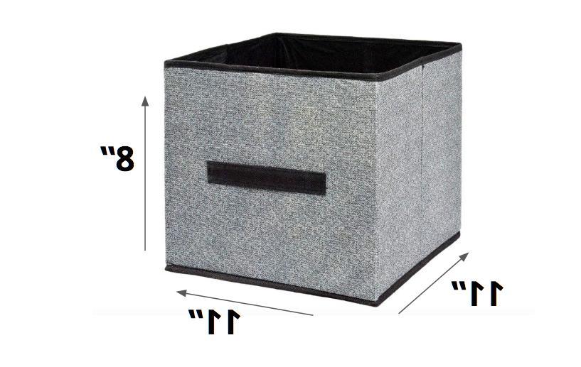 4 pack Foldable Shelf
