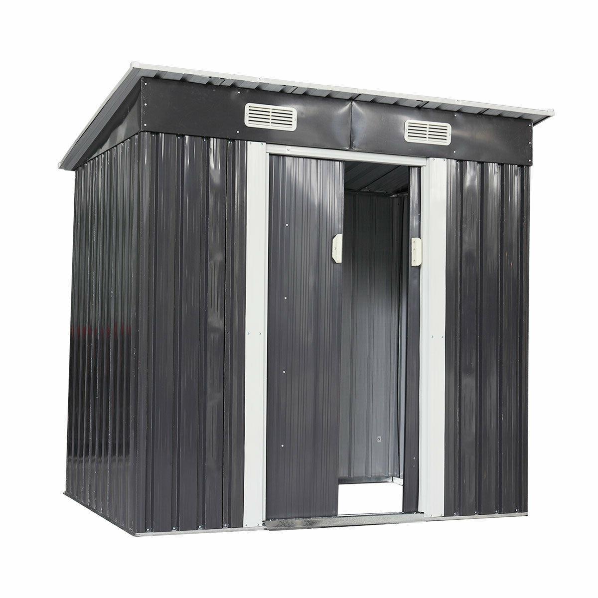 4 x Outdoor Storage Shed Box Garden