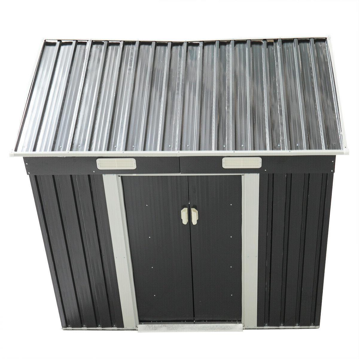4 x Storage Box Garden