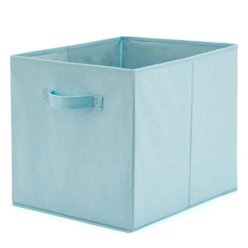 EZOWare Pack Storage Basket Boxes for home Shelves