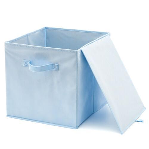 EZOWare Basket Cube Boxes Rack