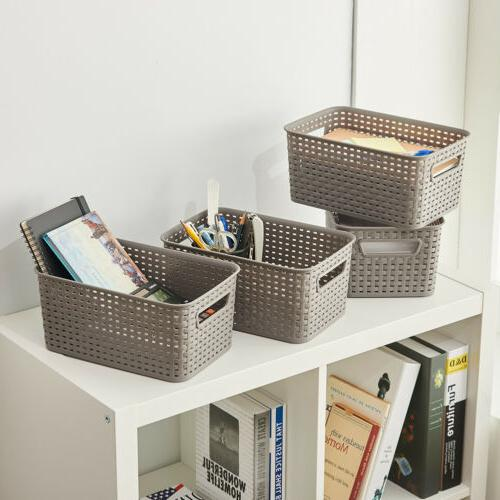 4pc Container Boxes