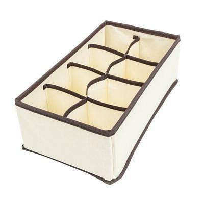 4PCS Non-woven Boxes Box Set Beige