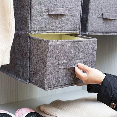5/4/3Layer Shelf Closet Basket Box