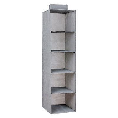 5/4/3Layer Drawer Closet Shoe Organizer Basket Box