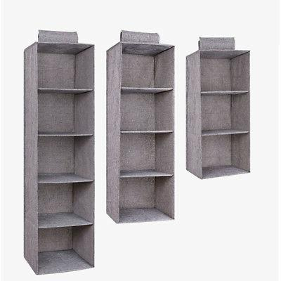 5/4/3Layer Drawer Closet Basket Storage Box