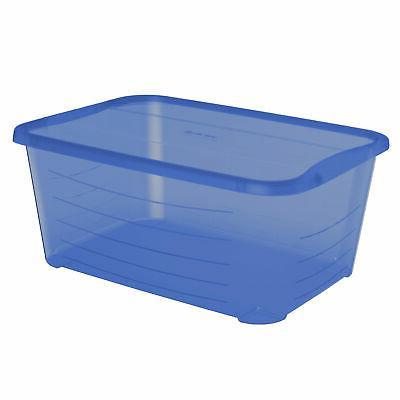 Life Quart Rectangular Plastic Storage box