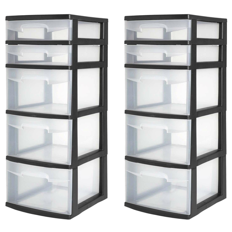 5 Organizer Storage PC