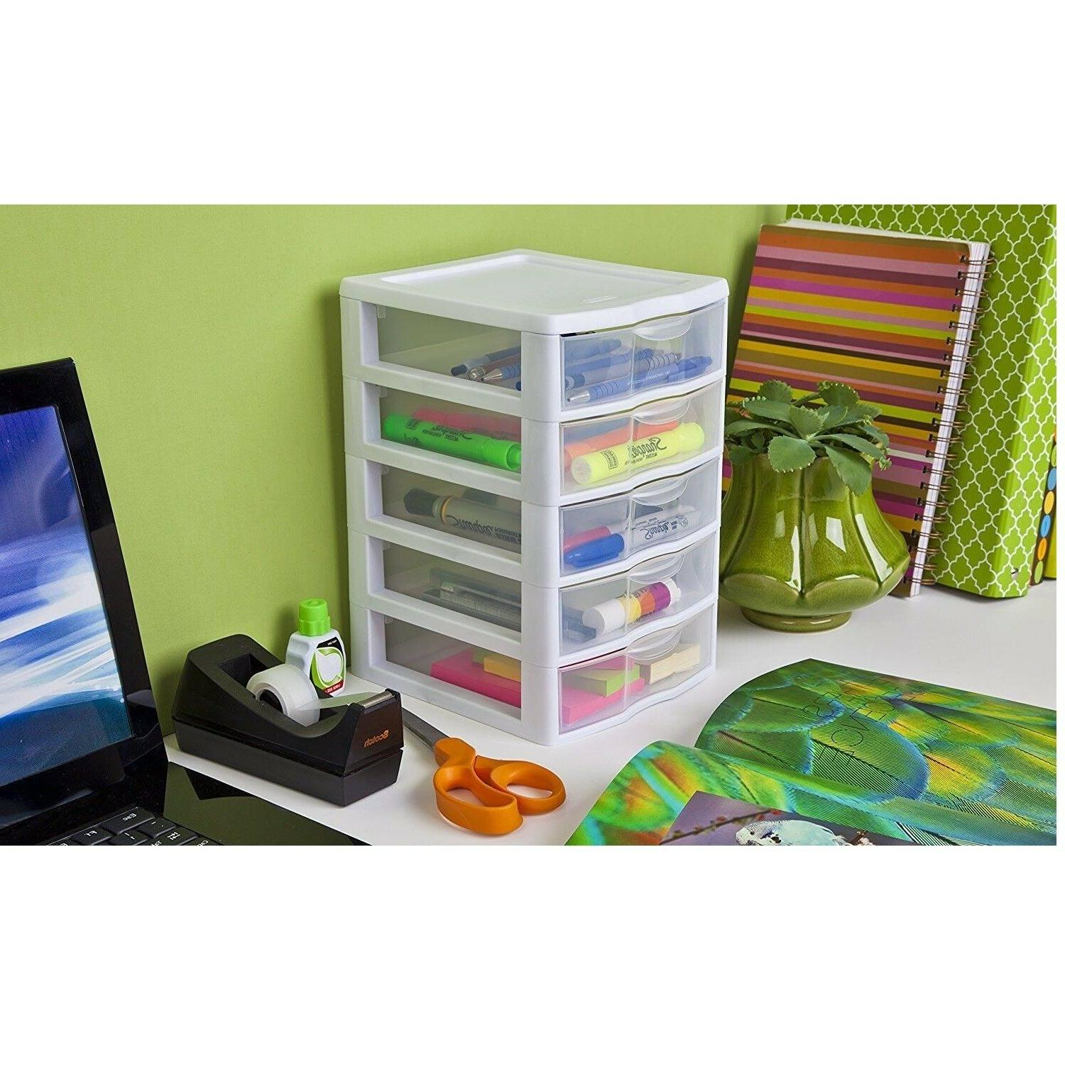 5 Organizer Storage Office Box