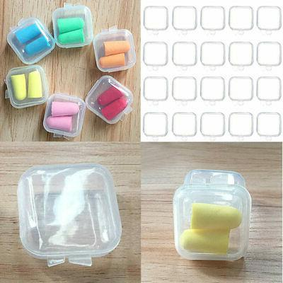 50 Mini Plastic Box Jewelry Storage
