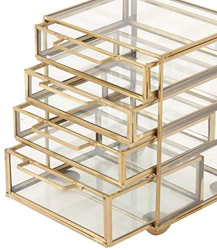 Deco 79 54292 4-Drawer