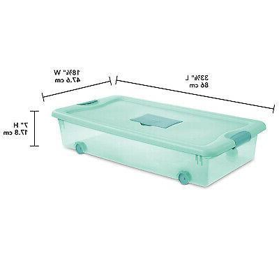 Sterilite Fresh Storage Container Box Lid