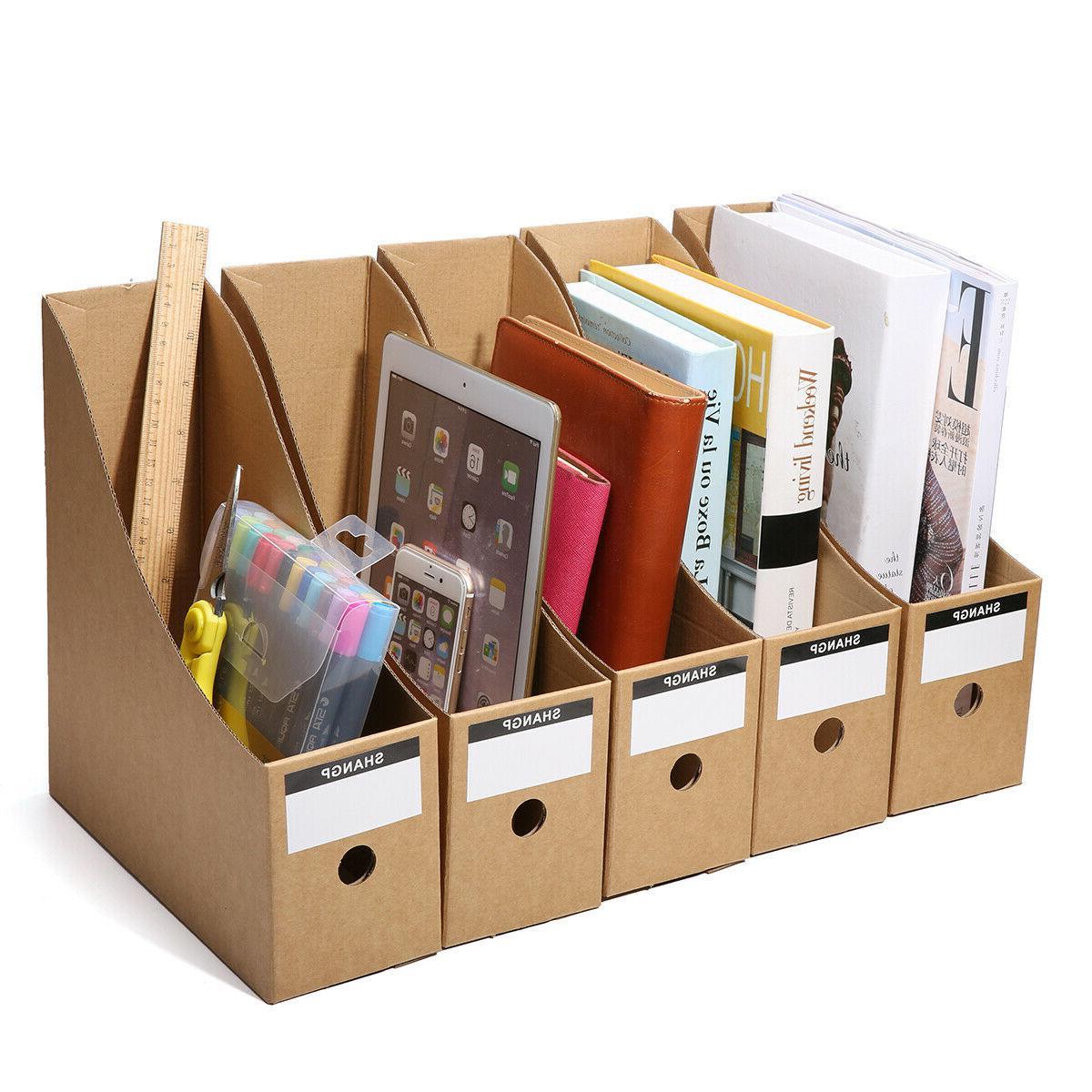 Folder Book Paper Storage for Home