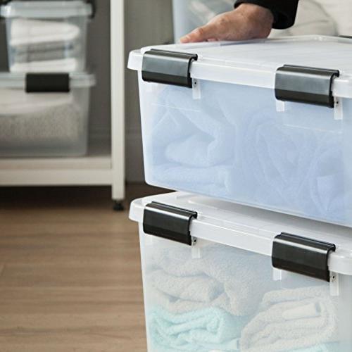 Storage Box, 6 Clear