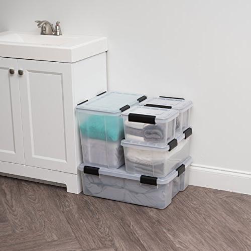 IRIS 6.5 WEATHERTIGHT Storage Box, 6