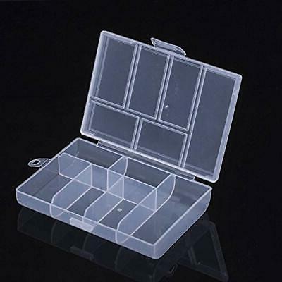 6 & Supplies Storage Slots Plastic Organizer For Cosmetics